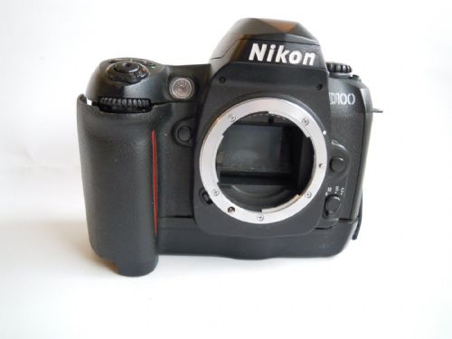 Nikon D D100 6.1 MP Digital SLR Camera - Black (Body only)